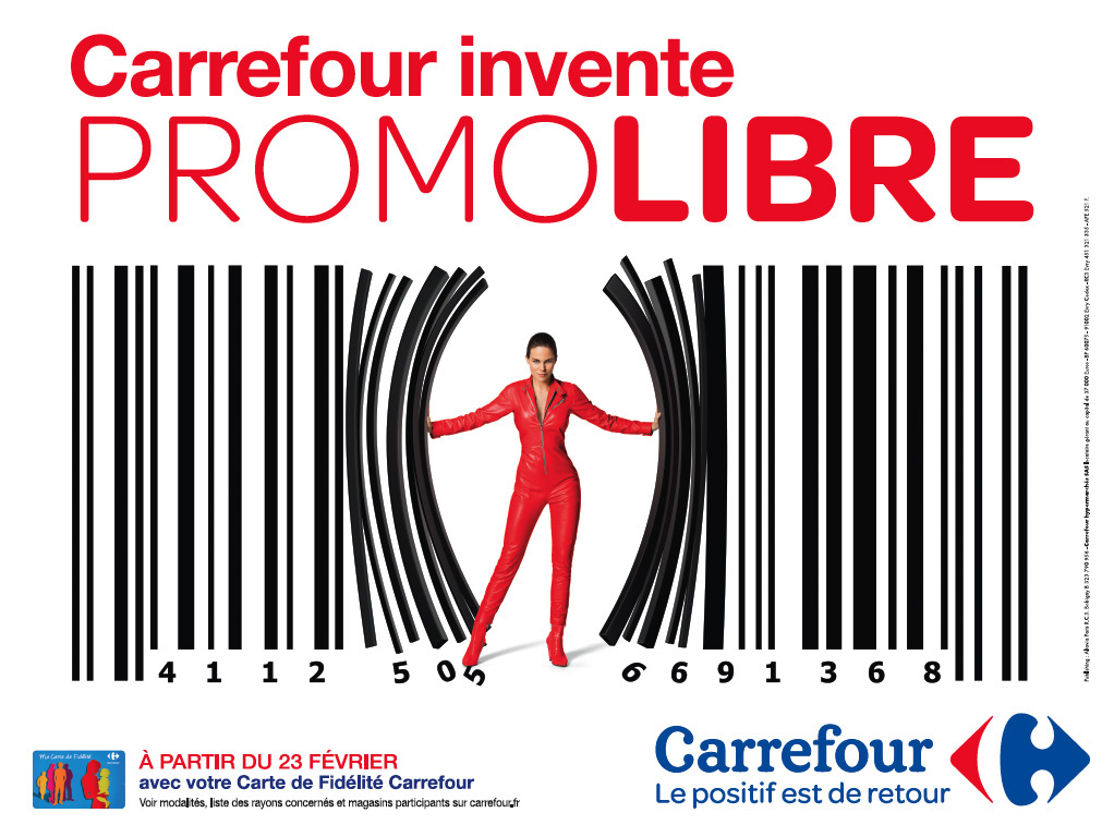 Le sur-mesure promotionnel : Carrefour retente le coup…