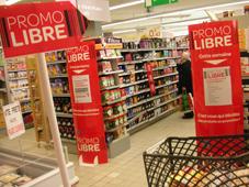Carrefour : premier week-end de PromoLibre