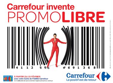 Promo Libre : Carrefour a-t'il un « caillou dans la chaussure » ?