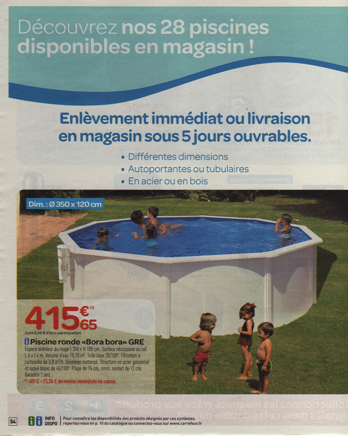 CarrefourPiscine