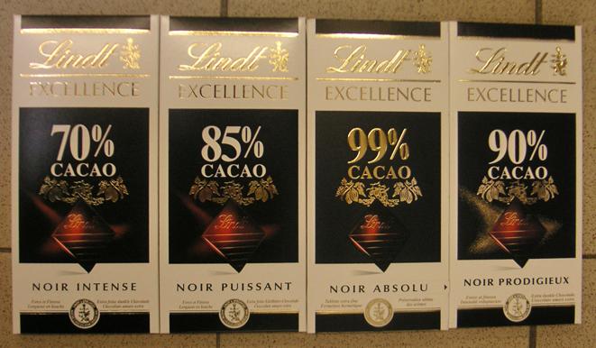 Le chocolat et les autres friandises : C'est bon pour le moral ! - Page 3 Lindt