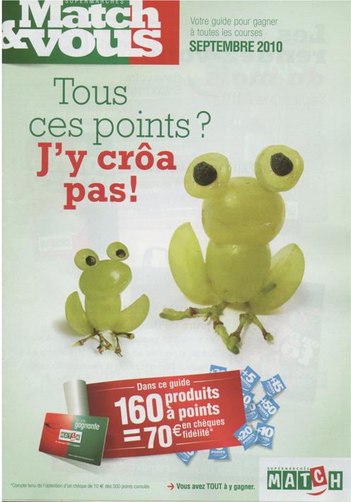 Match-Grenouille