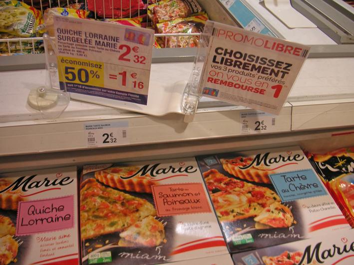 PromoLibre : merci Carrefour