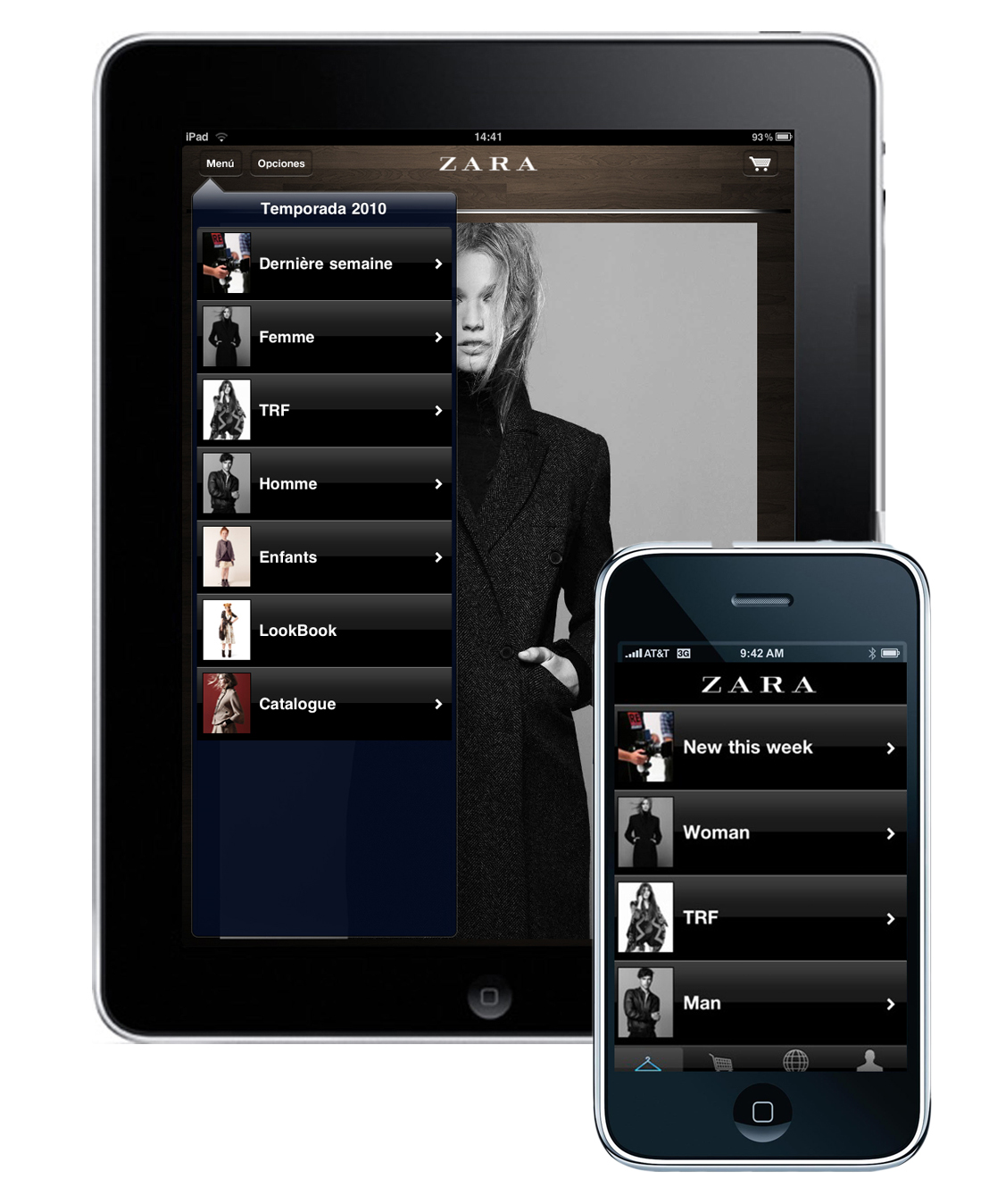 App iPhone d'enseignes (5/5) : les apps spéciales iPad