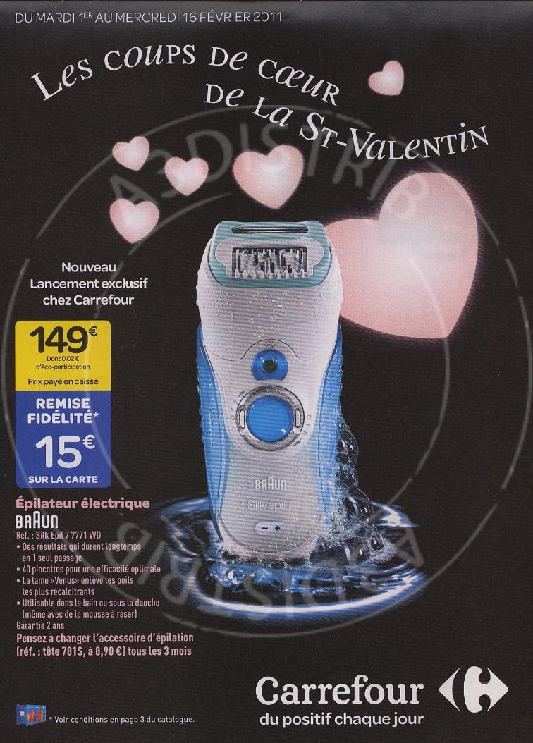 La Saint Valentin au poil