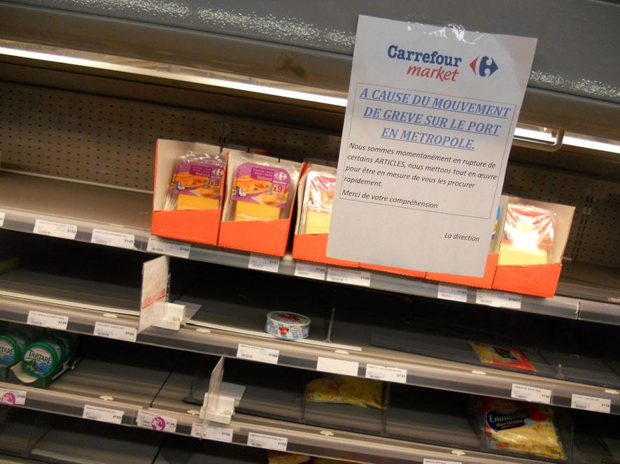 CarrefourMarketRupture