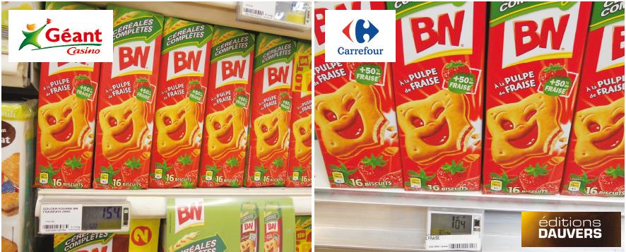 BAB : Carrefour se paye (facilement) Géant