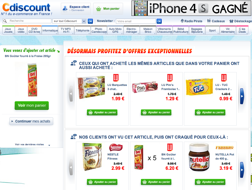 Cdiscountalimentaire