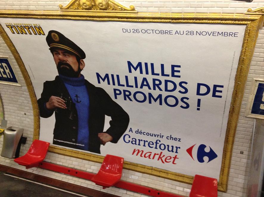 Promo : Carrefour lève le pied, Market enfonce le clou