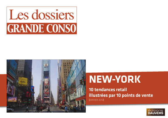 Les tendances retail made in New York