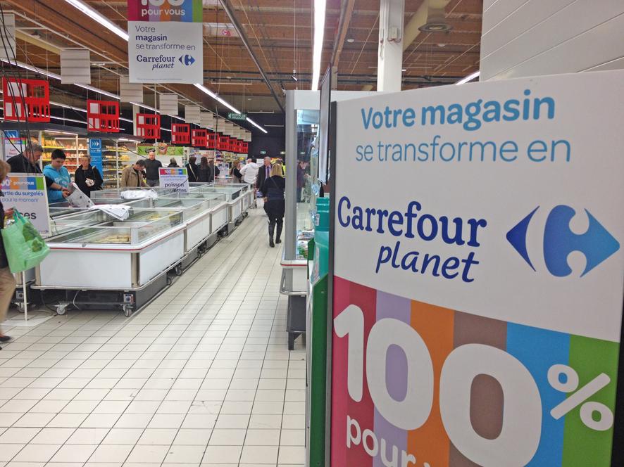 CarrefourCaenPlanet