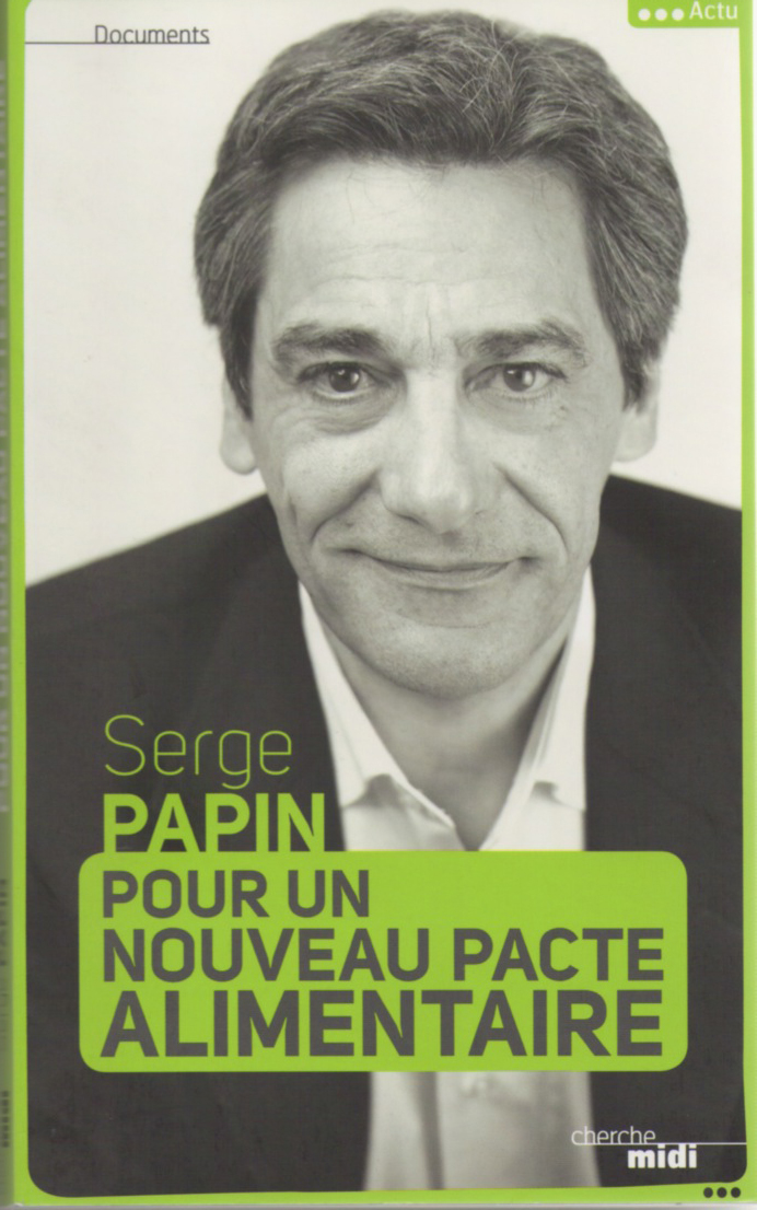 Note de lecture : le « nouveau pacte alimentaire » de Serge Papin