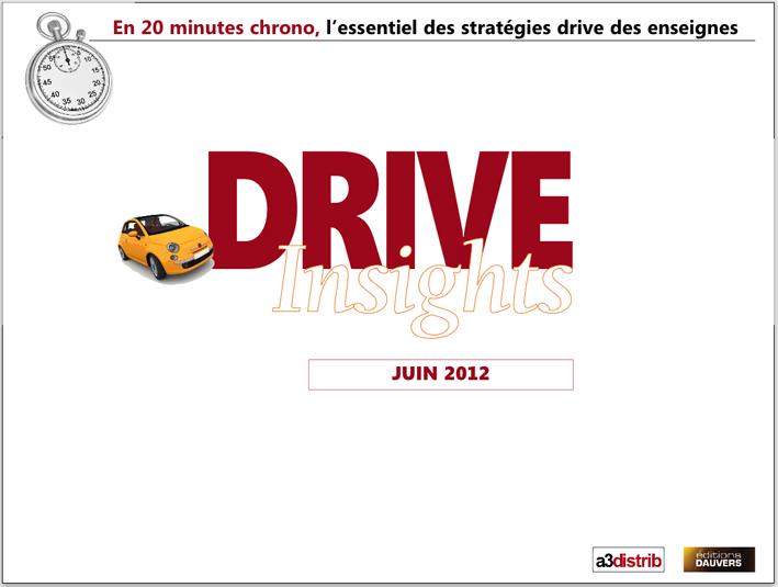 Drive : 1 358 sites ouverts au 24 mai !