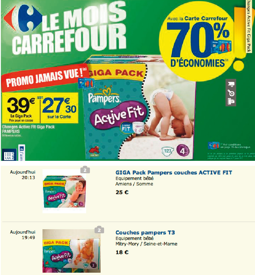 CarrefourPampers