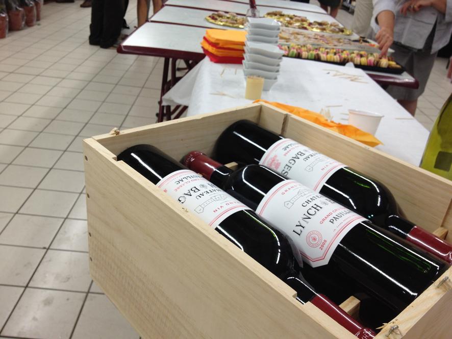 Foires aux vins : l'affaire de l'édition 2012