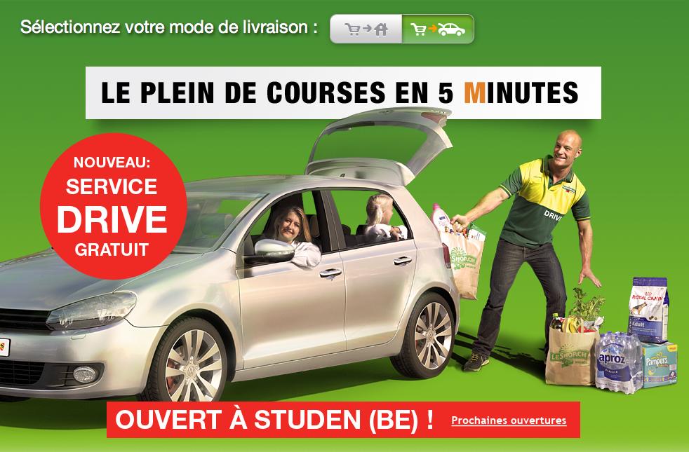 Drive : les Suisses aussi !