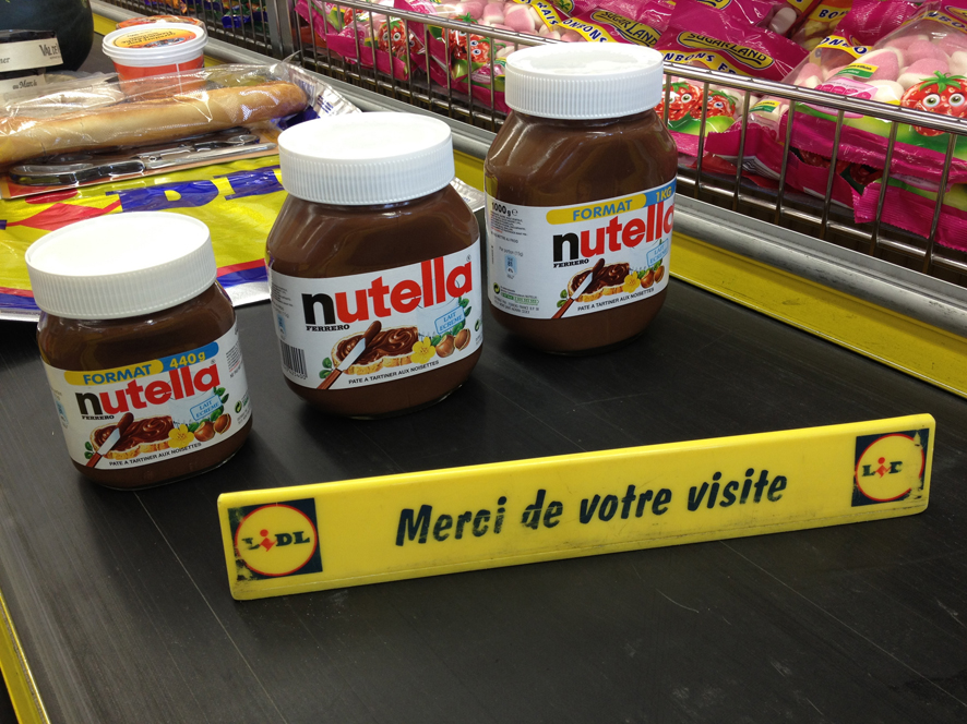 LidlNutella