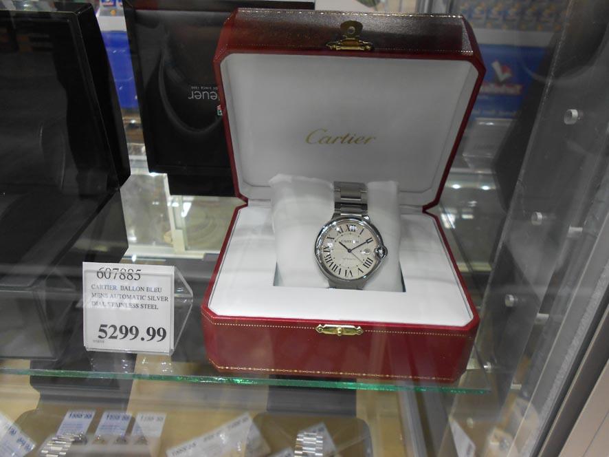 Cartier chez… Costco