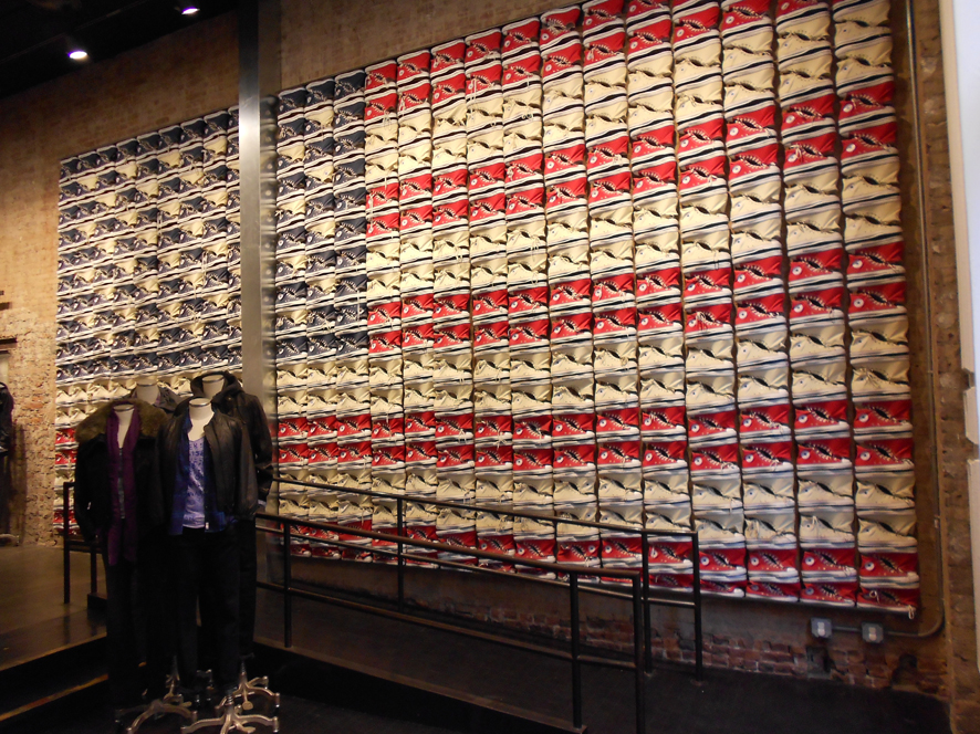 converse magasin