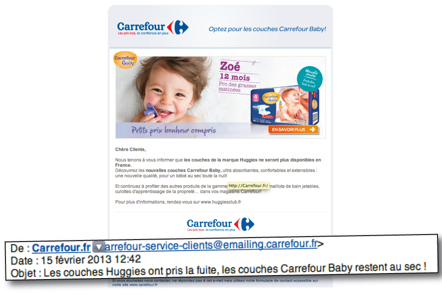 Carrefour-Couches