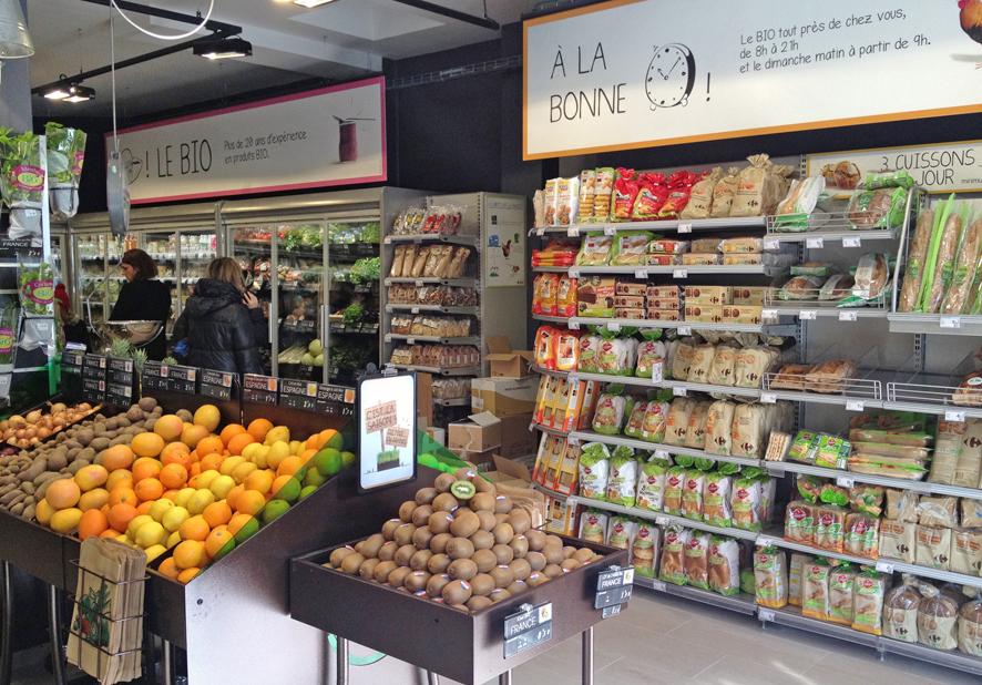 Carrefour bio les premières photos c est ici olivier dauvers