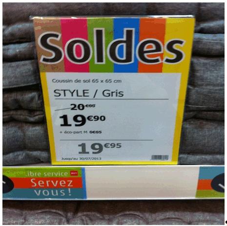 Soldes But