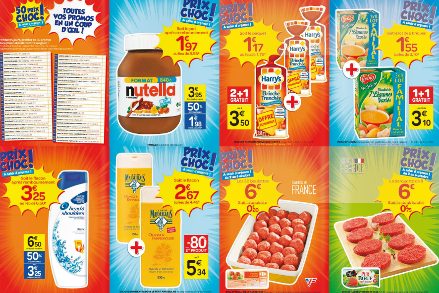 Carrefour coupons autre magasin