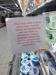 Auchan-Danone