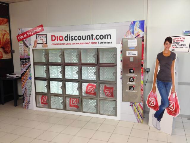 Drive : Dia vise un écart de… 16 % avec les prix magasin !!!