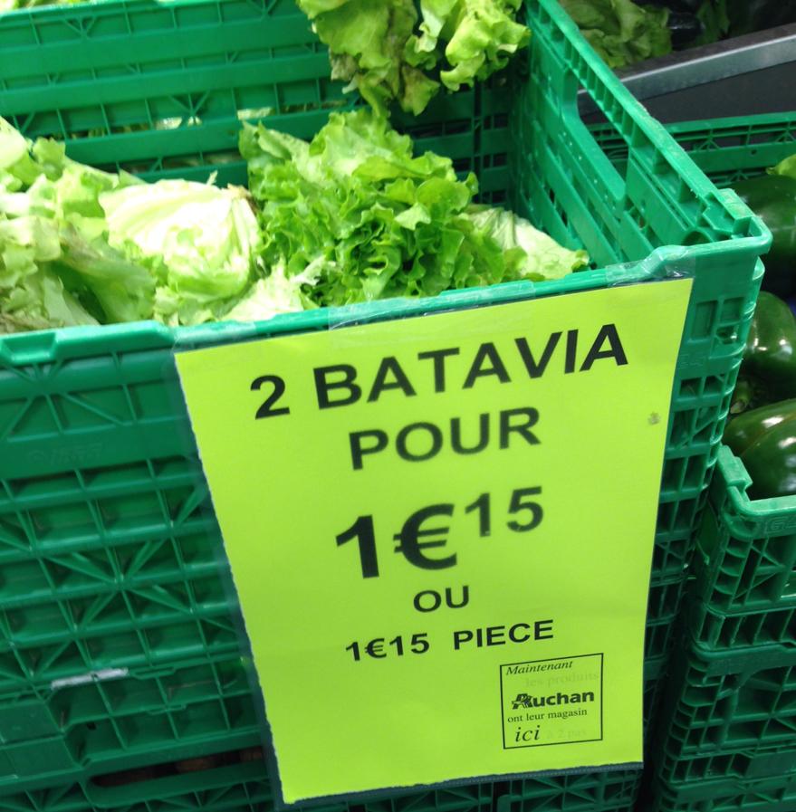 Les salades d'A2 Pas…