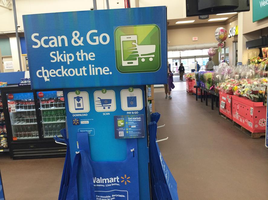 WalmartScan&Go