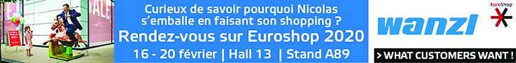Wanzl à Euroshop 2020