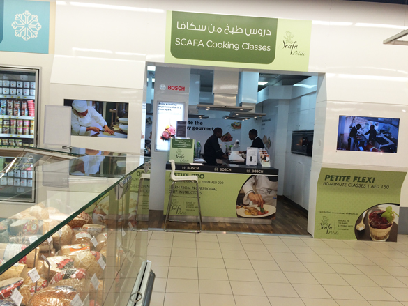 CRF Market Cours de Cuisine