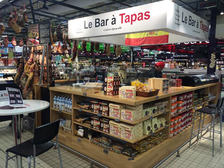 CarrefourMerignacBarATapas