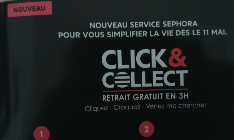Sephora Click & Collect-BD