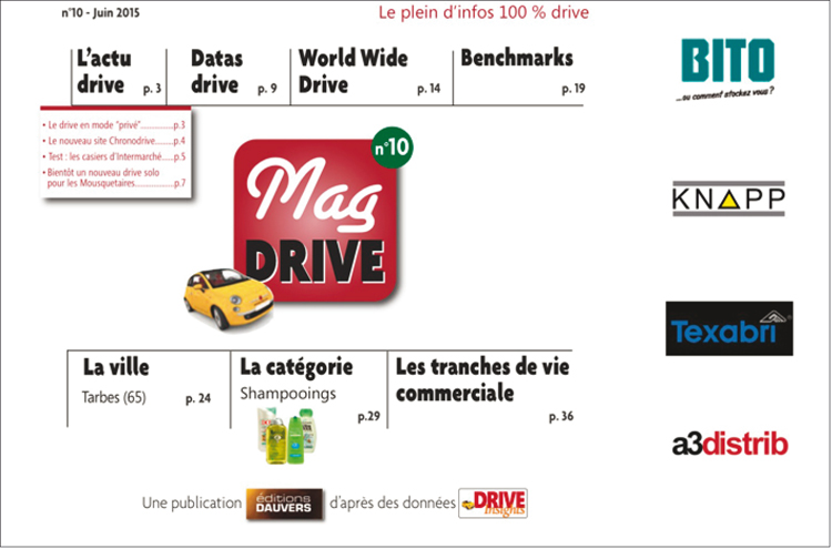 Mag Drive n°10
