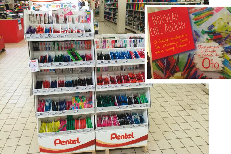 Auchan Fournitures Vrac 3