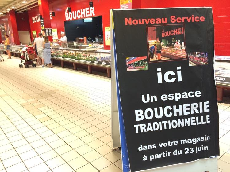 Auchan V2 Boucherie