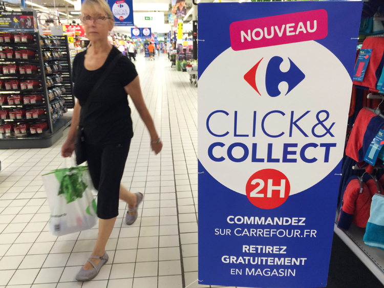 Carrefour Click & Collect-BD