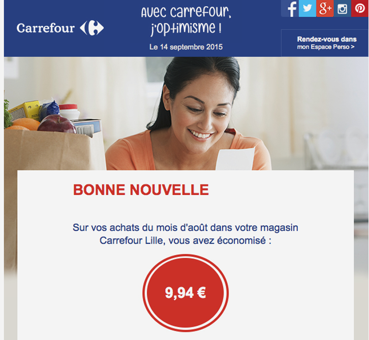 Carrefour Mailing 2