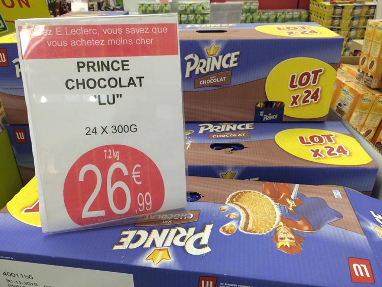 Prince Leclerc