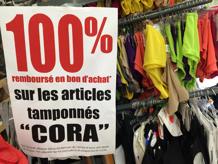 Cora Dijon Gratis 1