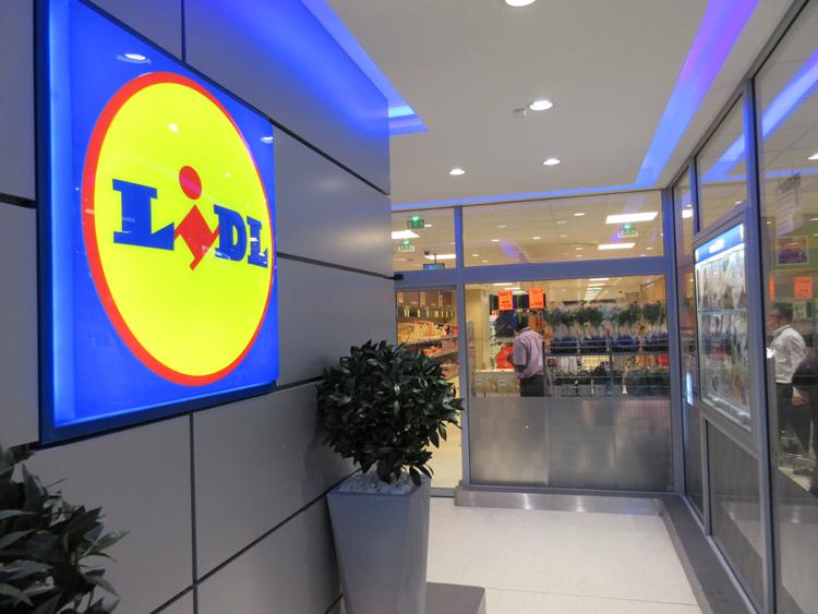 Lidl Proxi Discount