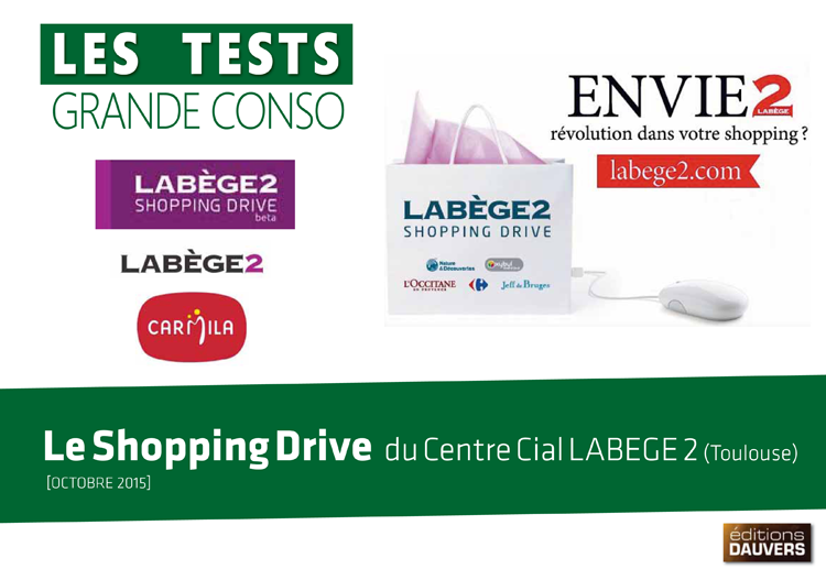 Test GC Drive Shopping Labege 2-1