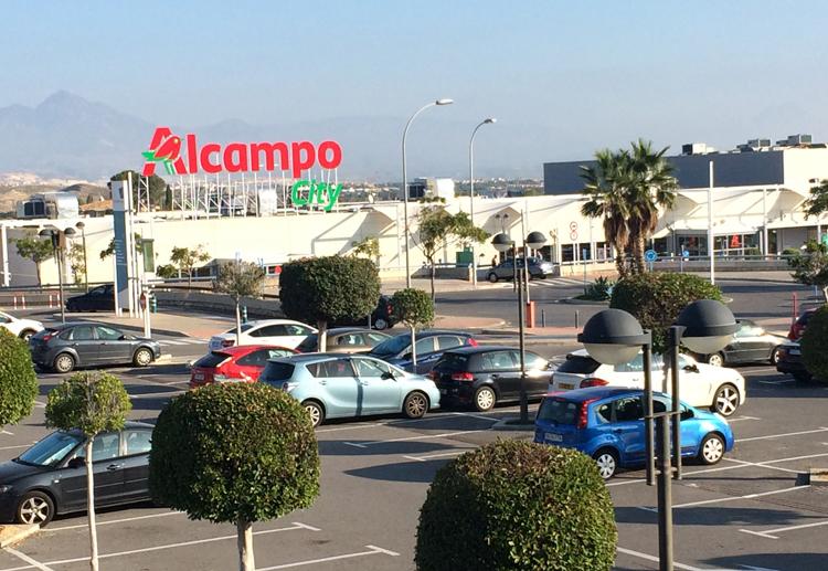 AlcampoCityAlicante