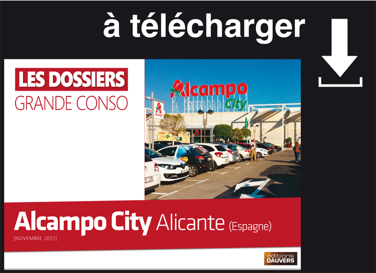 Bloc DGC Alcampo City