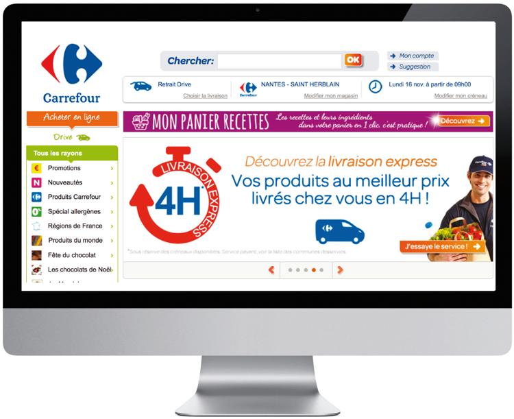 Carrefour Drive LAD-2
