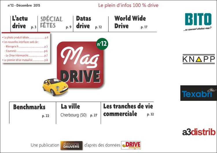 Couv Mag Drive