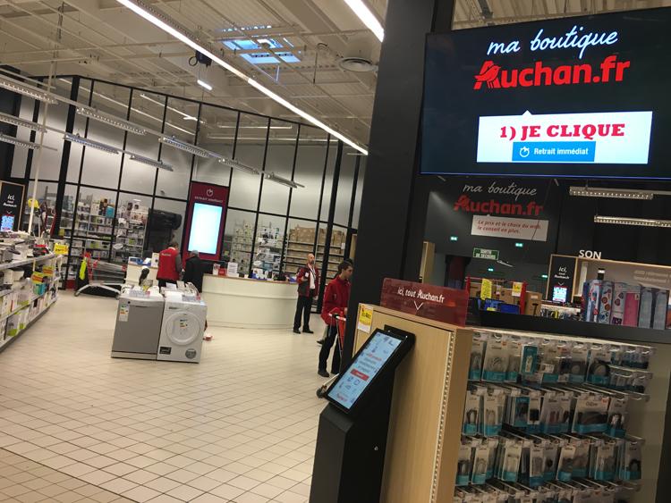 Auchan Maurepas 1