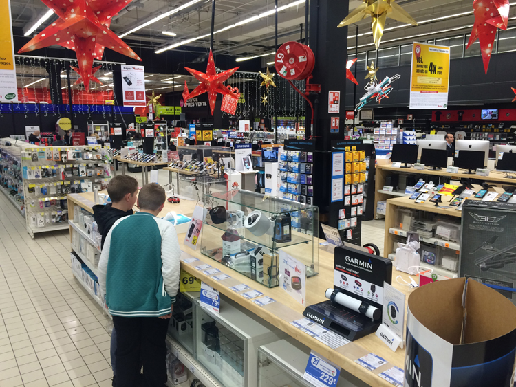 Auchan Valenciennes 1